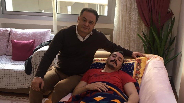 Teröristlerin öldüremediği gaziyi hastanede öldürüyorlardı