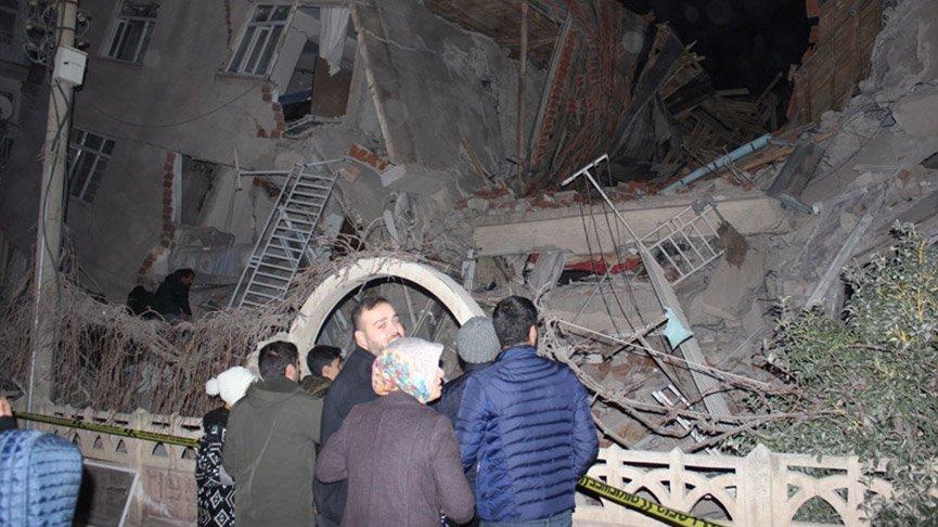 Son dakika... Elazığ depremi sonrası Meteoroloji'den kritik uyarı