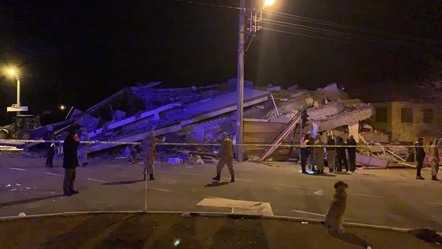 İşte Elazığ ve çevresinde şimdiye kadar yaşanan büyük depremler!