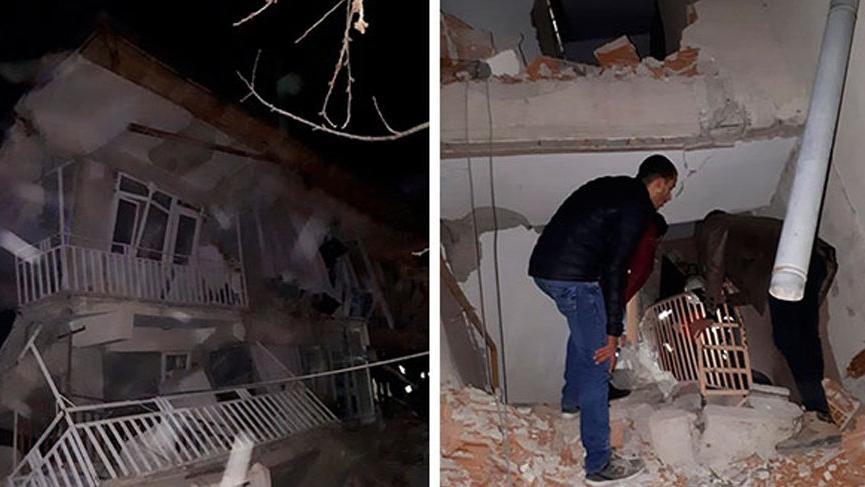 Son dakika... Elazığ depremi sonrası AFAD'dan önemli uyarılar!