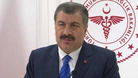 Sağlık Bakanı açıkladı: Turist çift, virüsün yayıldığı kentten gelmiş