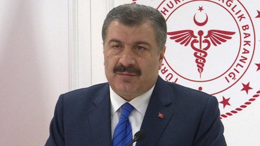 Son dakika… Sağlık Bakanı açıkladı: Turist çift, virüsün yayıldığı kentten gelmiş