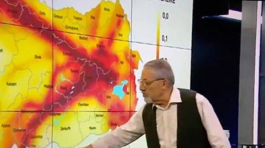 4 ay önce uyarmıştı! Elazığ'da deprem olacağını bildi