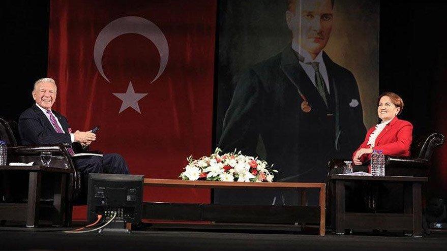 Uğur Dündar'ın konuğu İYİ Parti lideri Meral Akşener