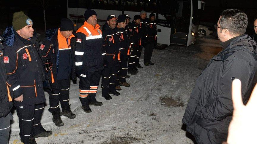 Erzurum Valisi Okay Memiş: Deprem bölgesine 995 çadır gönderdik