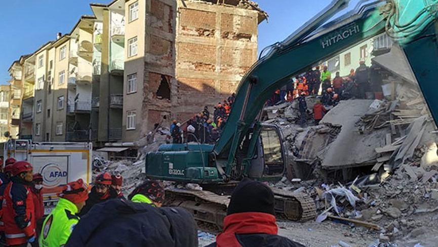6.8'lik Elazığ depreminin yeraltındaki sesi ortaya çıktı!