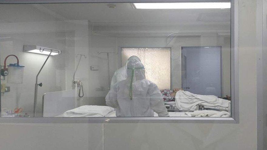 Corona virüsünü taşıyan hasta neler yaşadığını anlattı