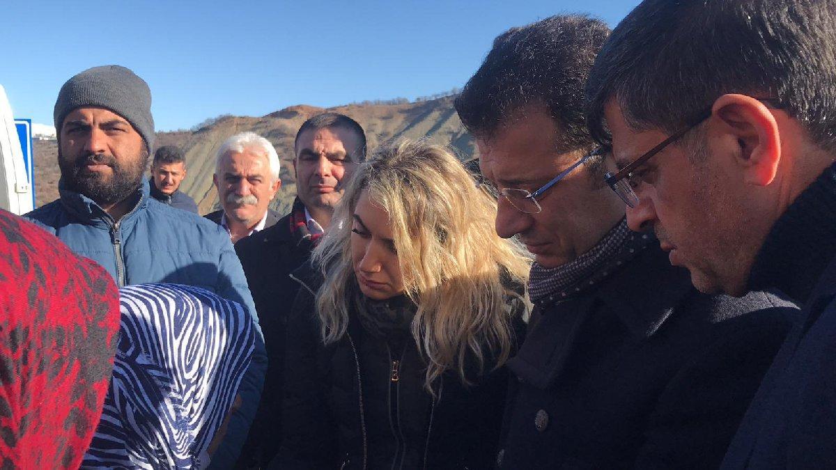 İmamoğlu, Tunceli'de