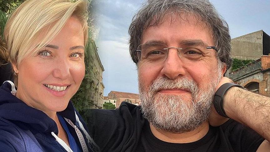 Berna Laçin'den Ahmet Hakan'a: 'Böyle bir terbiye yoksunu üslup!'
