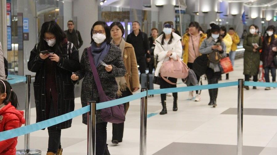 Çinli turist Nevşehir'de ateşlendi, tahlil sonuçları bekleniyor