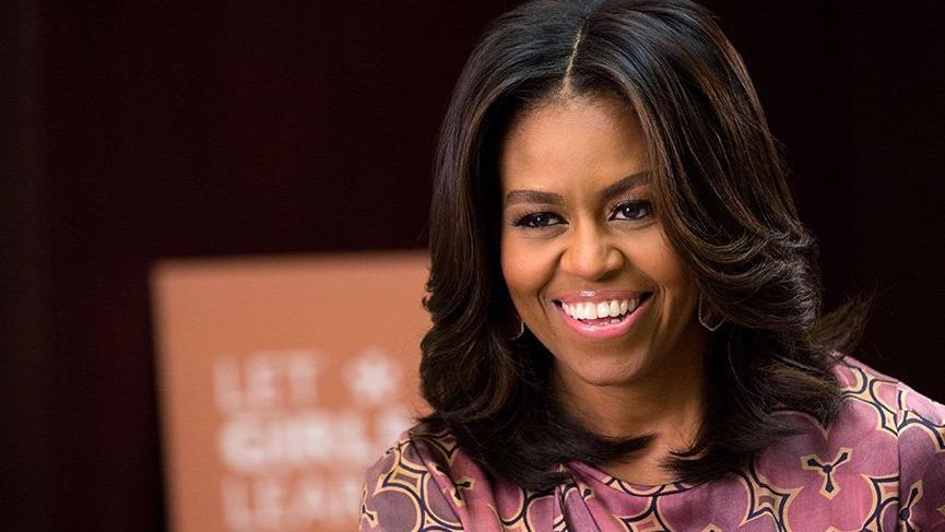 ABD'nin eski First Lady'si Michelle Obama da Grammy Ödülü aldı