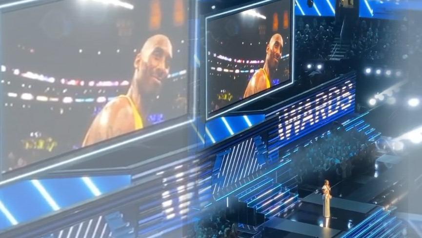 Grammy ödülleri Kobe Bryant'a saygı gecesine döndü