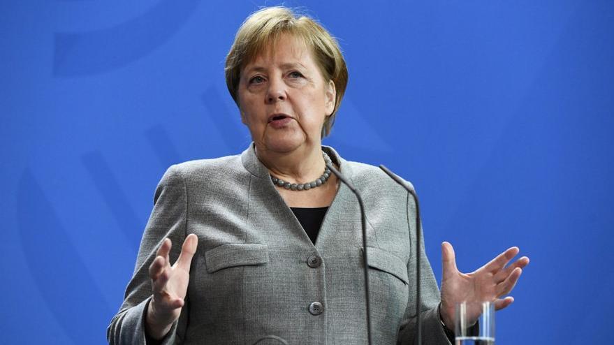 Son dakika… Merkel'den Avrupa Birliği üyeliği ile ilgili flaş açıklama