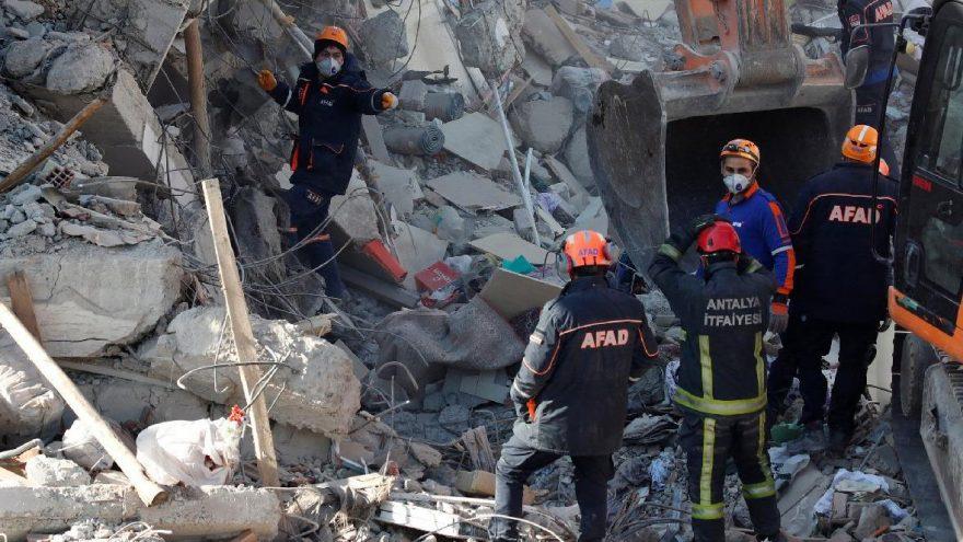 Elazığ depremi: Enkaz altındaki son kişi de maalesef…