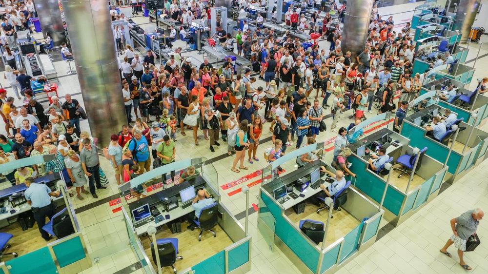 Antalya Havalimanı'nın kapasite artırım ihalesi iptal