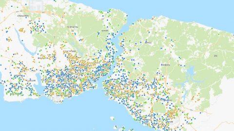 İBB, deprem toplanma alanlarını açıkladı
