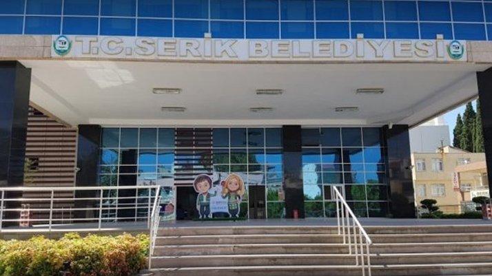 AKP'li belediye 'özel kalemi' paravan olarak kullanmış