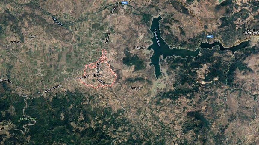 Manisa'da depremin yeni adresi Sındırgı olur