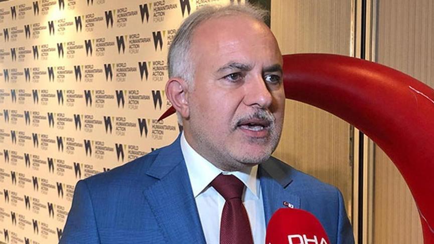 İYİ Parti Milletvekili Özdağ: Kızılay'ın başında doğal afet var