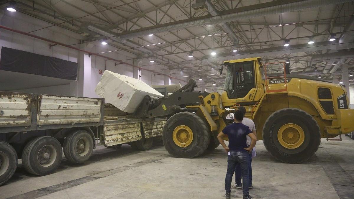 Maden ve doğaltaş ihracatçılarına Çin'den kötü haber