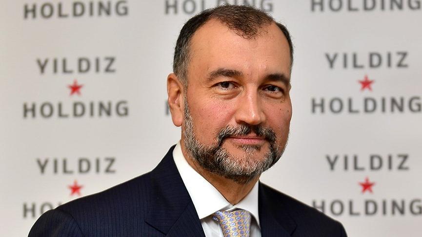 Yıldız Holding'de, üst düzey görev değişimi!