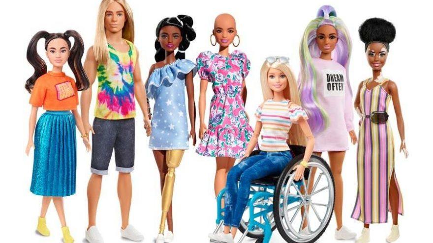 Barbie'den ayrımcılık karşıtı yeni koleksiyon