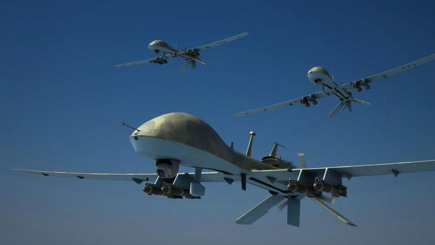 Libya'da Ulusal Mutabakat güçleri drone düşürdü