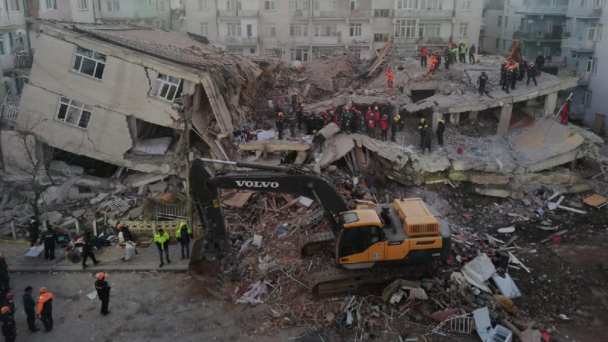 AFAD'dan Elazığ depremiyle ilgili yeni açıklama