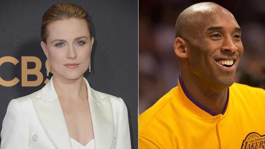 Evan Rachel Wood'un Kobe Bryant paylaşımı başına bela oldu