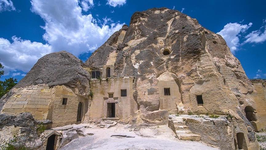 Kapadokya'nın gizli hazinesi Keşlik Manastırı