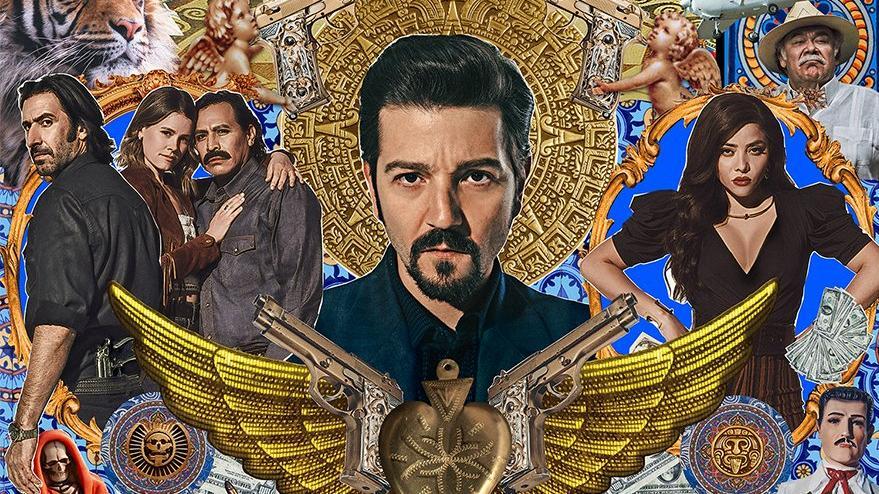 Narcos: Mexico'nun yeni sezon afişi paylaşıldı