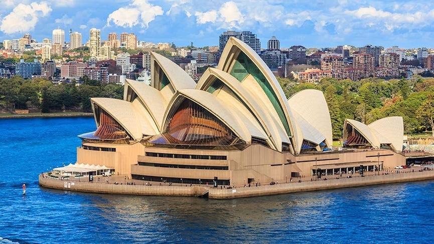 Avustralya'nın sembolü: Sidney Opera Binası