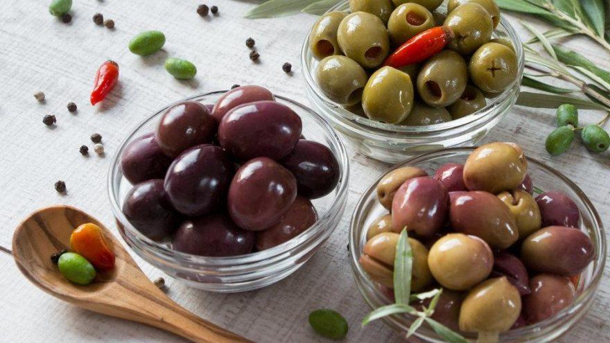 Zeytin kaç kalori? Zeytinin besin değerleri ve kalorisi…
