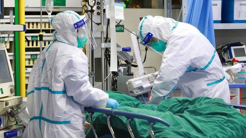 Corona virüsünden korkutan haber! 1370 kişiden ümit kesildi