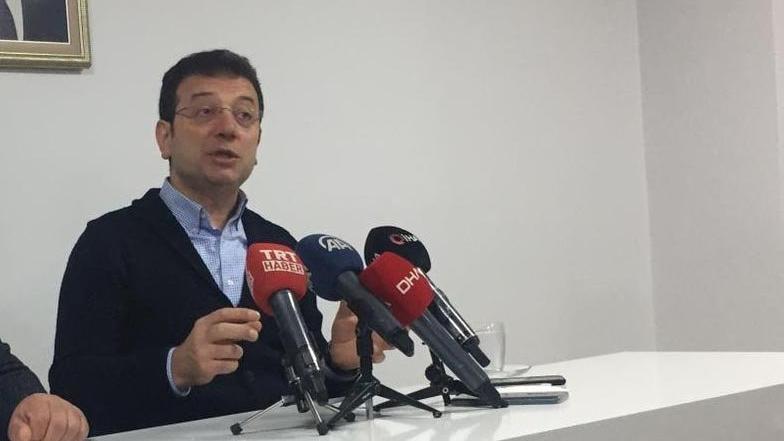 İmamoğlu'dan Erzurum tatili tepkilerine yanıt: Kayak, zil takıp oynamak değildir