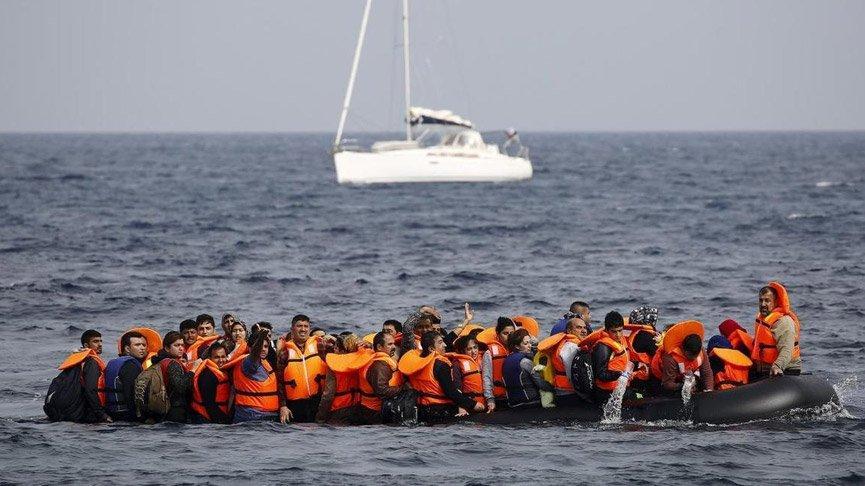 Yunanistan'ın insanlık dışı 'mülteci' uygulamasına sert tepki!