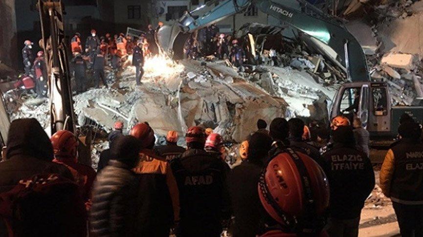 Elazığ depreminde ne kadar bağış toplandı? AFAD açıkladı