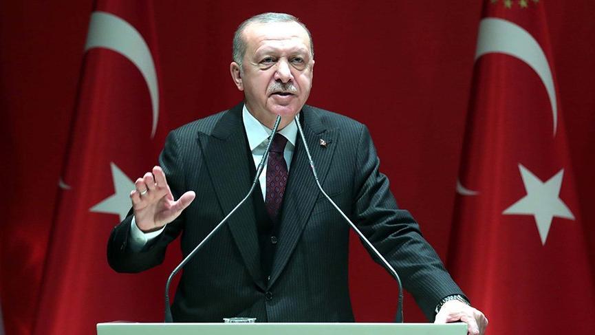Erdoğan'dan Arap ülkelerine sert tepki: Sesiniz ne zaman çıkacak?
