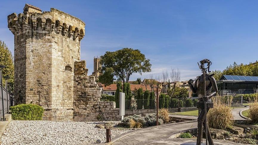 Fransa'nın zarif kenti Aix En Provence