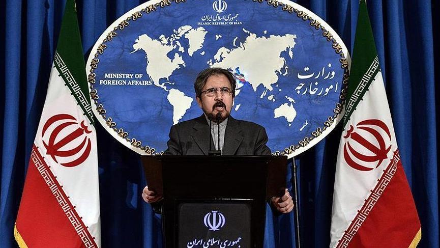 İran, ABD'nin Bağdat Büyükelçiliğine saldırıyla ilgili suçlamalarını reddetti!