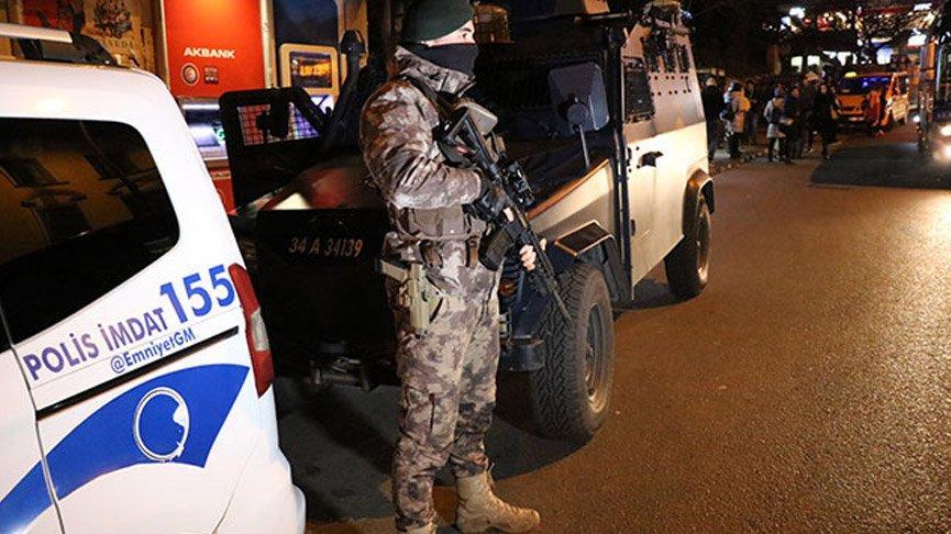 İstanbul genelinde denetim! Özel harekat polisi de katıldı