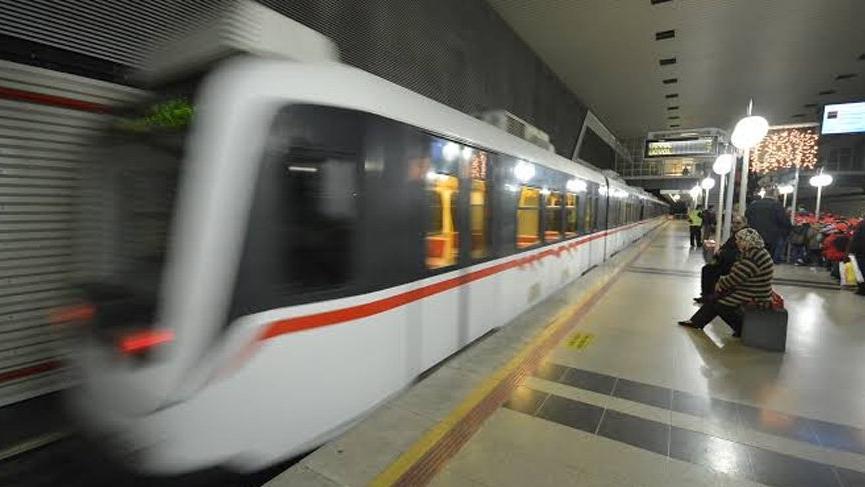 Kaynarca-Pendik-Tuzla Metro hattında çalışmalar yeniden başlıyor