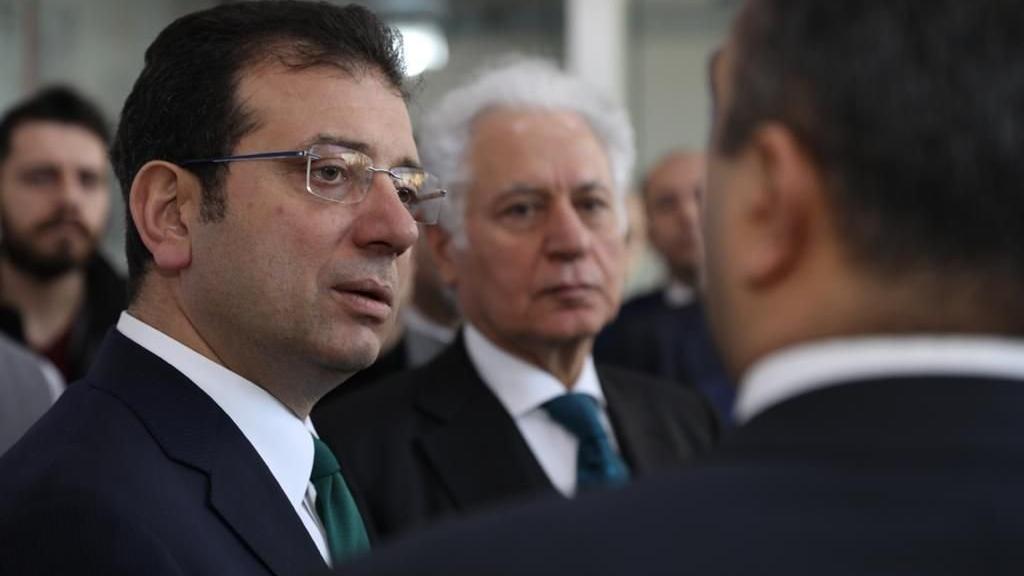 İmamoğlu: 'İstanbul, 'Milyonlarca insanım işsiz' diyorsa, Anadolu yandı demektir'