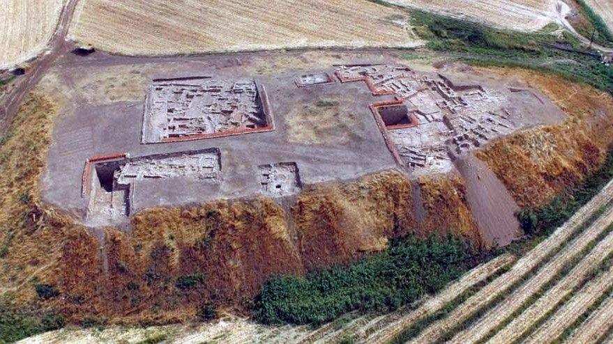 Başur Höyük'te bulundu! Son 10 yılın en önemli arkeolojik bulguları arasında