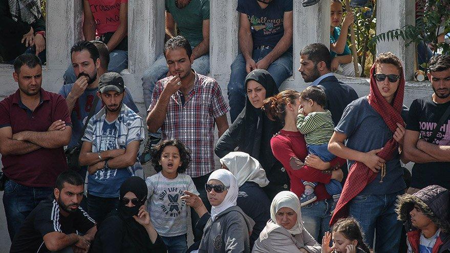 Valilik bulamadı! 479 bin 420 Suriyeli nerede?