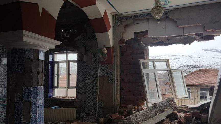 SAÜ Elazığ depremi sonrası hasar raporunu açıkladı!