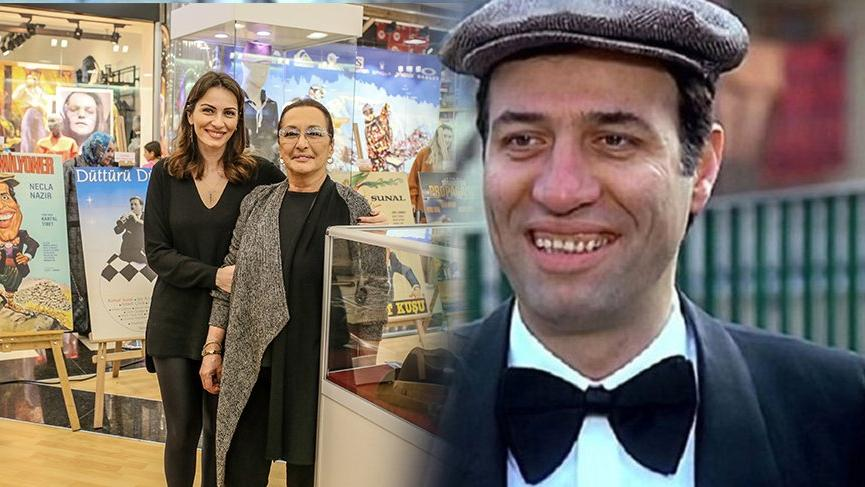 Kemal Sunal sergisi Antalya'da