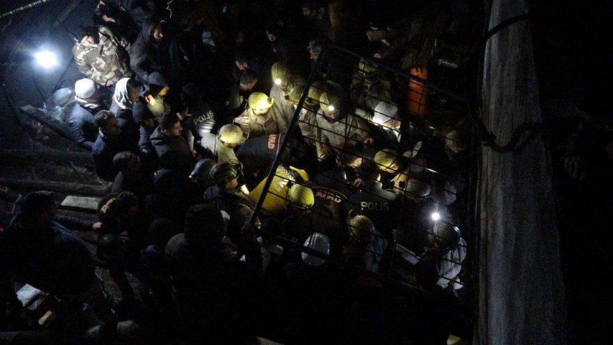 2 işçinin öldüğü madenin sahibi tutuklandı!