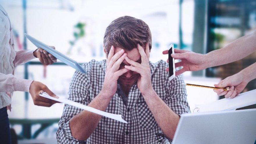 Çalışanlarda stres ve depresyon önümüzdeki 5 yılda artacak!
