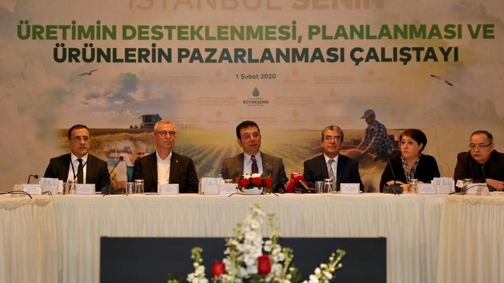 İmamoğlu'dan Kanal İstanbul açıklaması: Bu bir emlak işi